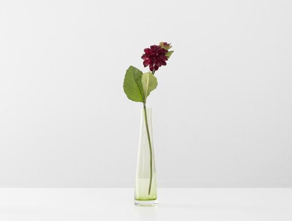 Dekoratif Yapay Çiçek - Vişne Yıldız Çiçeği