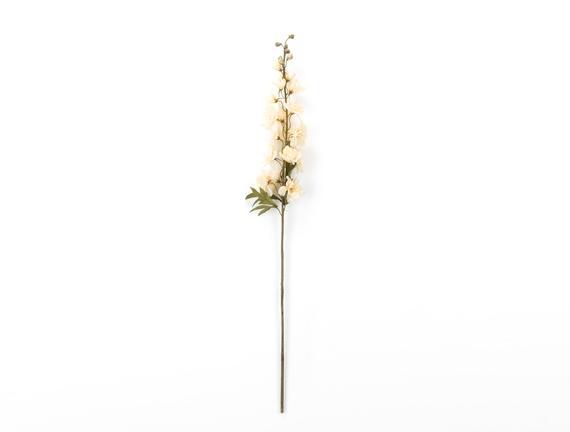 Dekoratif Yapay Çiçek - Krem Hezaren