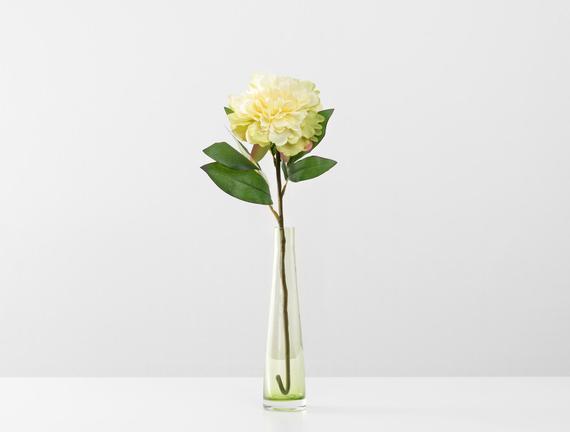 Dekoratif Yapay Çiçek - Sarı Şakayık