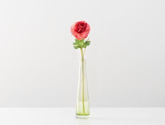 Dekoratif Yapay Çiçek - Pembe Düğün Çiçeği