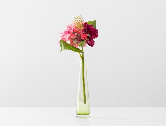 Dekoratif Yapay Çiçek - Karışık Buket