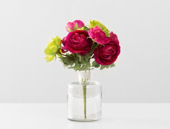 Dekoratif Yapay Çiçek - Düğün Çiçeği Buketi