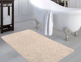 Quilt Banyo Halısı - Toprak