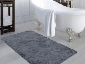 Quilt Banyo Halısı - Antrasit