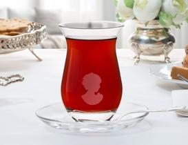 Cameo 6'lı Çay Bardağı