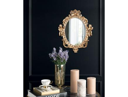 Melekli Ayna - Altın