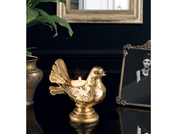 Mumluk Güvercin - Altın