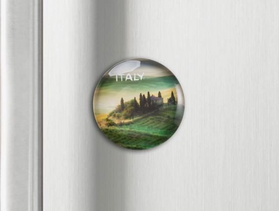 Buzdolabı Magneti - İtalya