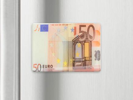 Madame Coco Euro Buzdolabı Magneti - STD
