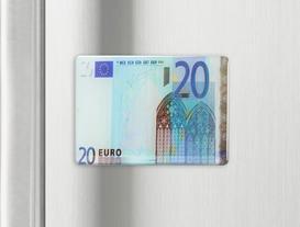 Euro Buzdolabı Magneti - STD