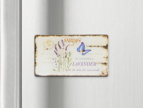 Buzdolabı Magneti - Jardin