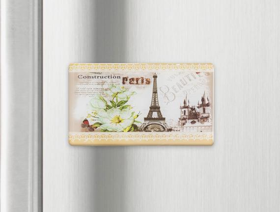 Buzdolabı Magneti - Paris