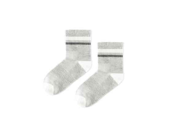 Spor Kadın Çorabı - Gri