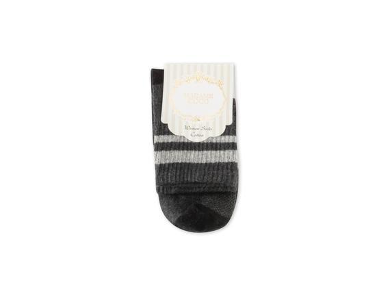 Spor Kadın Çorabı - Antrasit