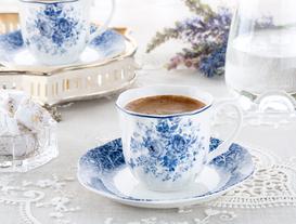 Alita 6'lı Kahve Fincanı Seti