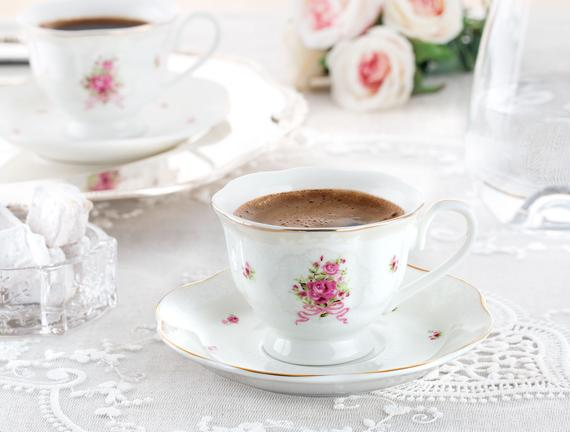 Fanya 6'lı Kahve Fincanı Seti
