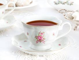 Fanya 4'lü Çay Fincanı Seti