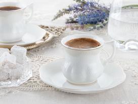 Dyanna 6'lı Kahve Fincanı Seti