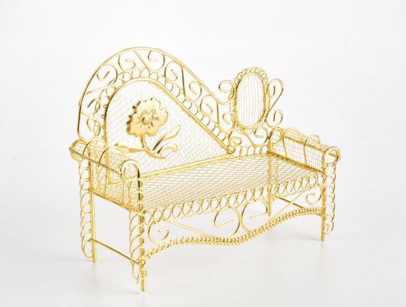 Gold Mini Koltuk