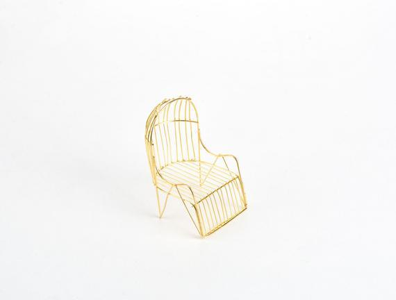 Gold Mini Berjer