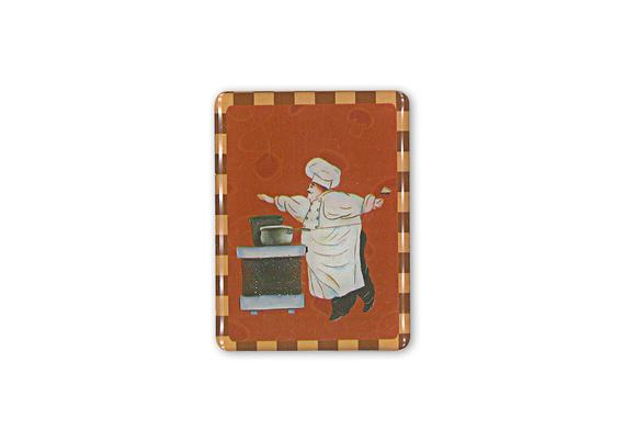 Buzdolabı Magneti - Aşçı