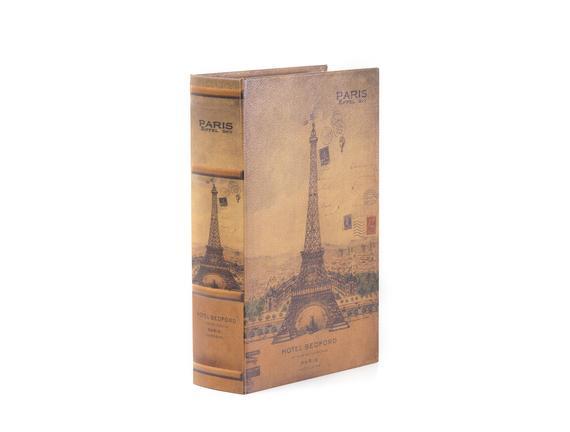 Eiffel Çok Amaçlı Kitap Kutusu