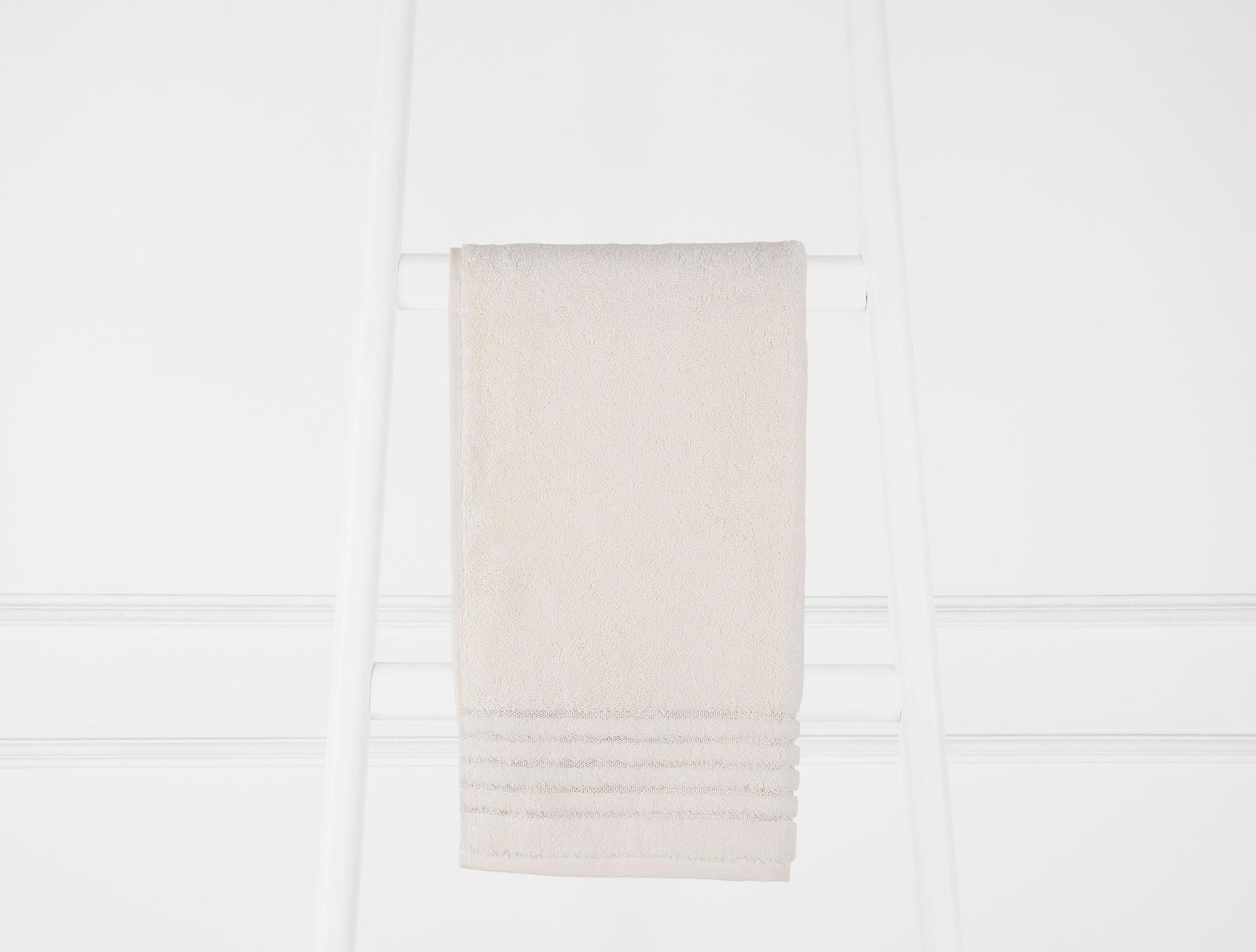 منشفة لليدين  - مقاس (50*80) سم - بيج فاتح