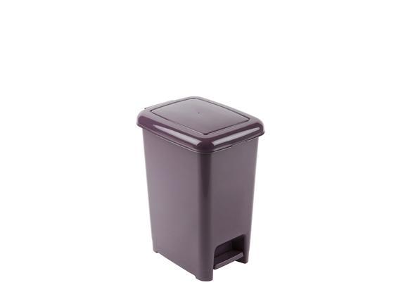 Slim Pedallı Çöp Kovası 15Lt