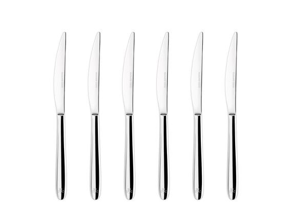 Antoınette Tatlı Bıçağı 6`li Set