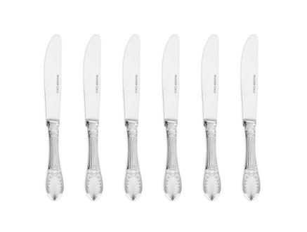 Le Papillon 6'lı Tatlı Bıçağı Seti