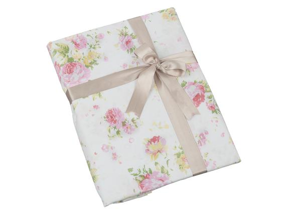 Double Ranforce Sheet Set - Pink / Green