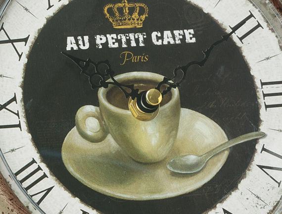 Au Petit Café Masa Saati - Gri