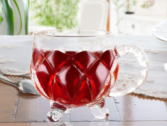 Adele 6-Lı Çay Fincanı