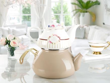 Violette Çaydanlık
