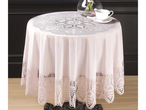 Masa Örtüsü - Pudra