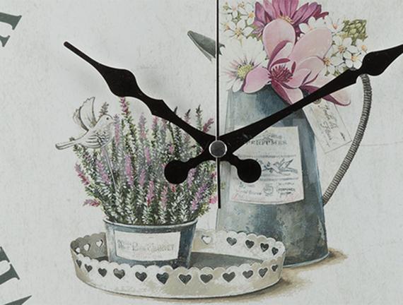 Fleur Duvar Saati