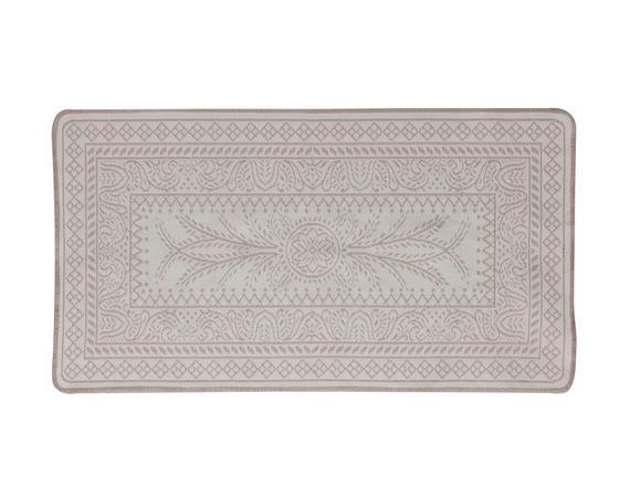 Daily Çift Taraflı Şönil Kilim - Taş - 120x180 cm
