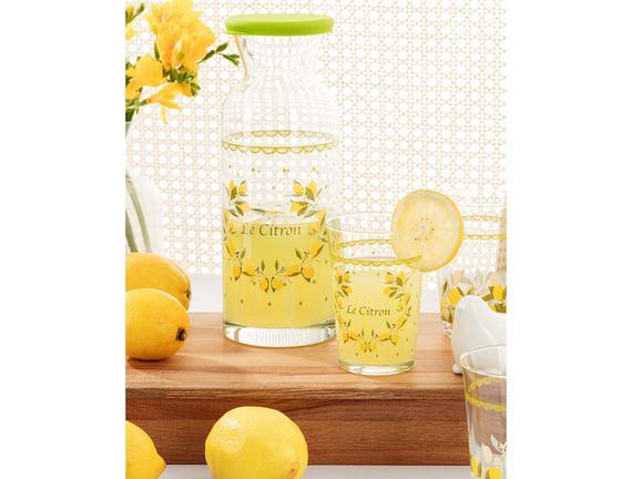 Limon Su Şişesi