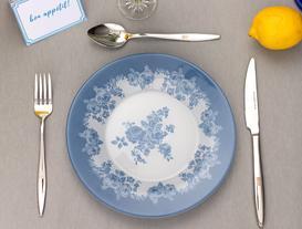 Roesia Pasta Tabağı - Mavi