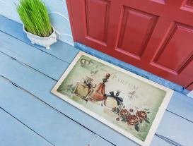 Desen 19 Kapı Önü Paspası 45x75cm