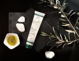 RÉPERTOIRE Kuru ve Yıpranmış Saçlar için Saç Kremi 200 ml Olive Leaf (Zeytin Yaprağı)