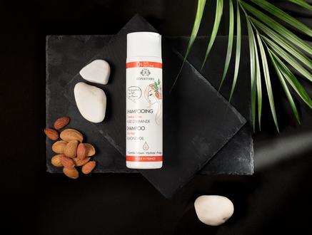 RÉPERTOIRE Yağlı Saçlar için Şampuan 250 ml Almond Oil (Badem Yağı)