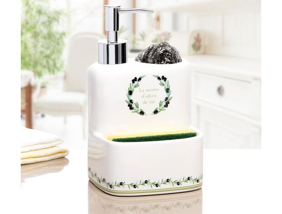 Sıvı Deterjanlık - Olive