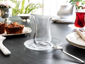 Reverans 6'lı Çay Bardağı