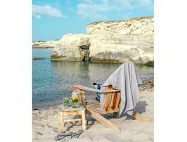 Carro Jakarlı Plaj Havlusu 80x140 cm
