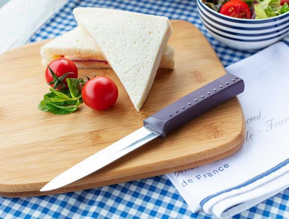 Ekmek Bıçağı - Koyu Mürdüm