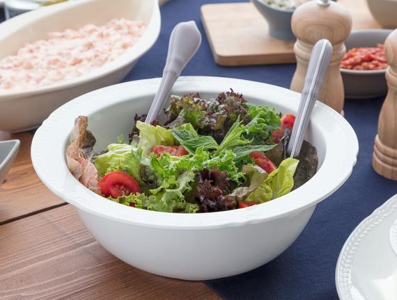 Sprıng New Bone Chına Salata Kasesi