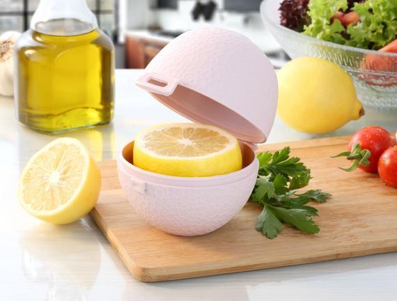 Limon Saklama Kabı - Pudra