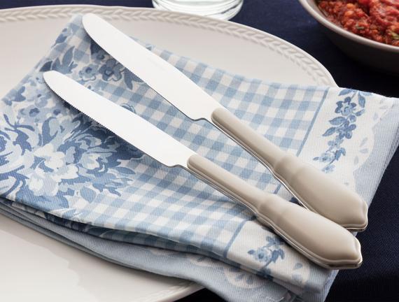 Victoria Cream Yemek Bıçağı