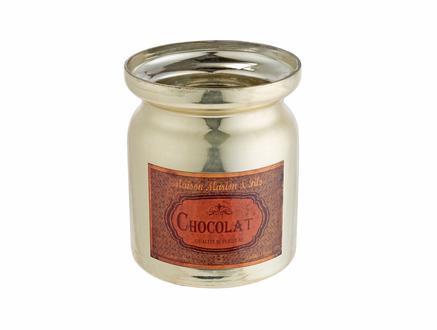 Chocolat Kavanoz - Gümüş